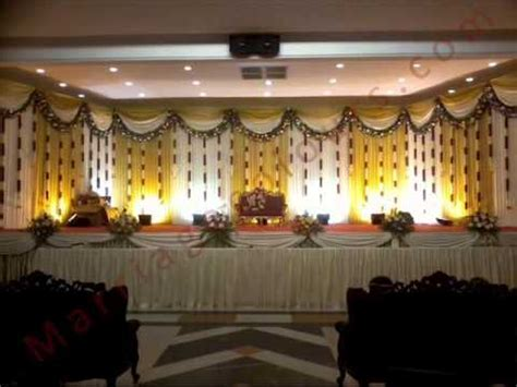 wedding decorators in chennai   YouTube