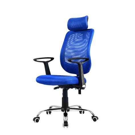Desk Chair With Headrest by Ergonomic Mesh High Back Executive Computer Desk Task