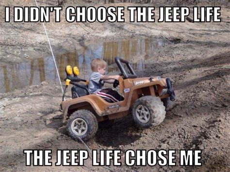 jeep baby meme 59 best jeep memes images on jeeps jeep humor