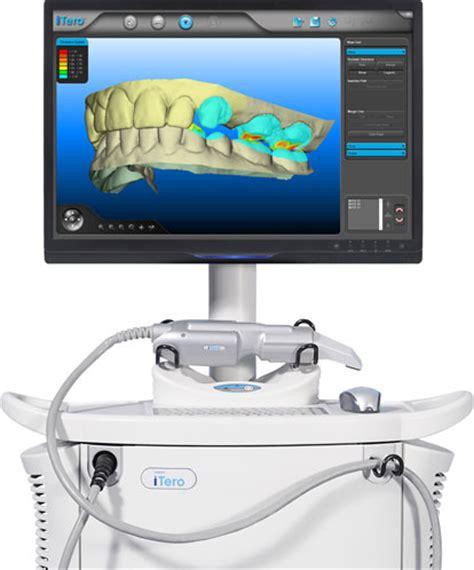 invisalign & itero digital impression scanner no goop
