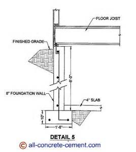 Bi Level House Plans With Attached Garage foundation footings home foundations footing drains