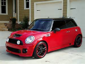 2007 Mini Cooper Cooper Works What Bodykit Does The Gp2 American Motoring