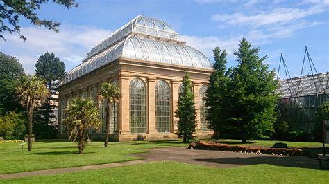 Botanischer Garten Garden by Botanischer Garten Edinburgh Baumsicht
