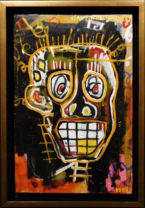 basquiat  warhol share  spotlight  woodshed art