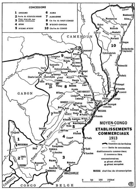 Le Congo au temps des grandes compagnies concessionnaires
