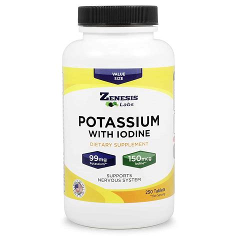 supplement potassium the best potassium supplements for