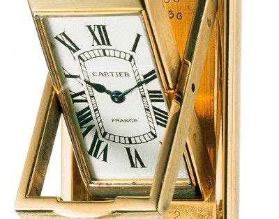 Cartier Haydy cartier tank basculante 1932 gold watches