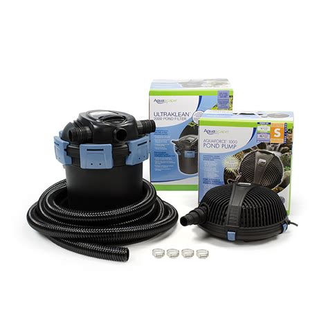 aquascape pond kits aquascape ultraklean pond filtration kits aquascapes