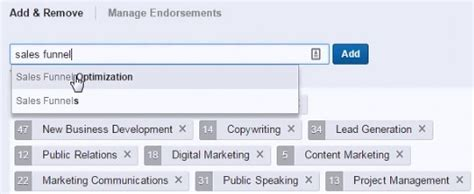 5 linkedin tips to optimise your skills endorsements
