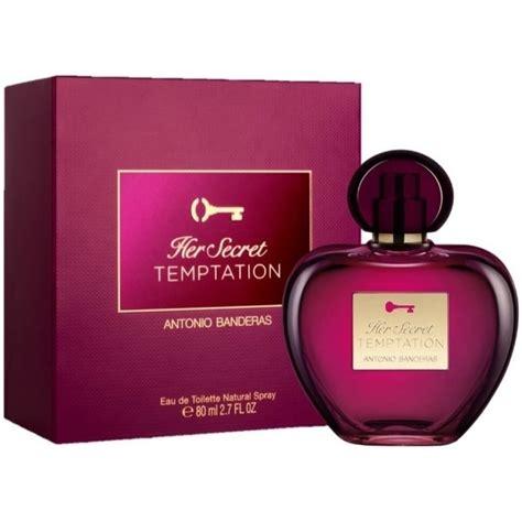Parfum Antonio Banderas Secret antonio banderas secret temptation royale jewellers