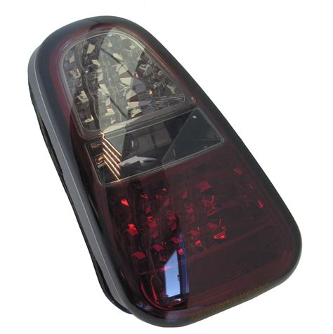 cooper led light smoked led rear lights for bmw mini one cooper tail l