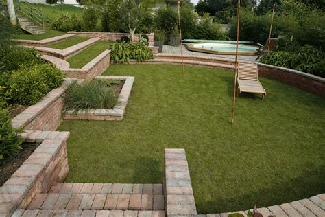 Amenagement Jardin Pente by Comment Amenager Une Terrasse En Pente