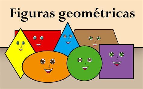 figuras geometricas de 4 lados las figuras geometricas en espa 241 ol youtube