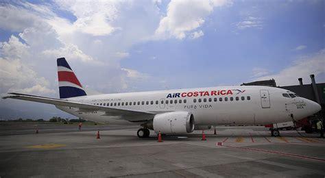 air costa rica inaugurates operations q costa rica
