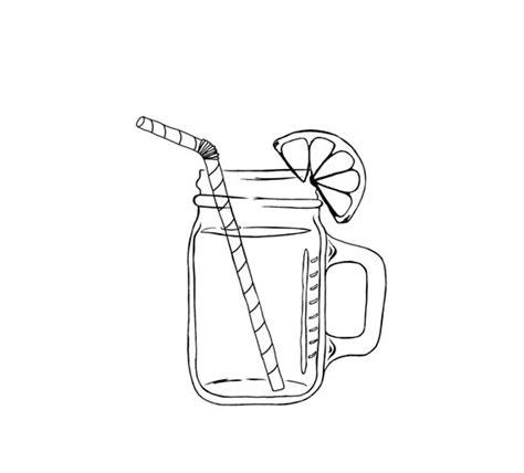 Jar Warna Gelas Mug Jar Color Jar Lid jar image outline digital clipart png jpg