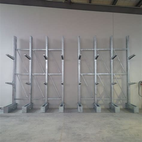 Steel Racking by Heavy Duty Cantilever Racking Used As Steel Rack Stack It