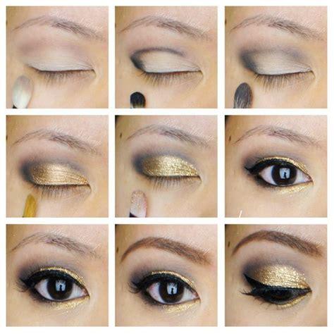 tutorial makeup glitter a collection of 40 best glitter makeup tutorials and ideas