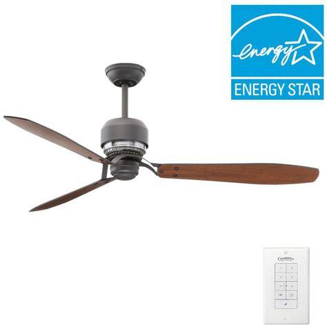 casablanca 4 speed fan switch casablanca tribeca 60 in indoor graphite ceiling fan with