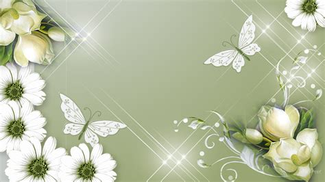 flower ke wallpaper download flowers and butterflies background wallpaper