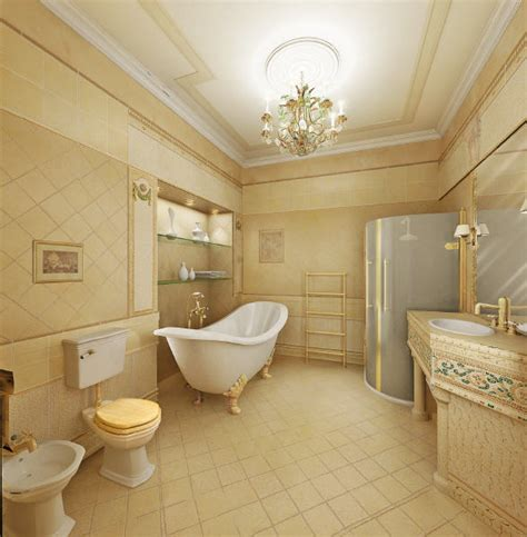 Classic Bathroom Design by Home Design Classic Bathroom