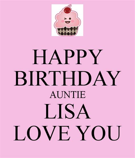 happy birthday lisa mp3 download happy birthday auntie lisa love you poster selena keep