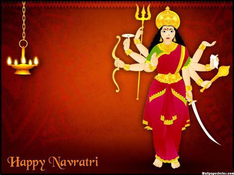 hd happy navratri wallpaper
