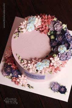 Kem Basic Flower 美食诱惑 蛋糕 花瓣网 陪你做生活的设计师
