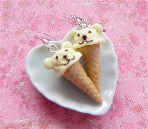 bear ice cream teddy bear ice cream cones flickr photo sharing