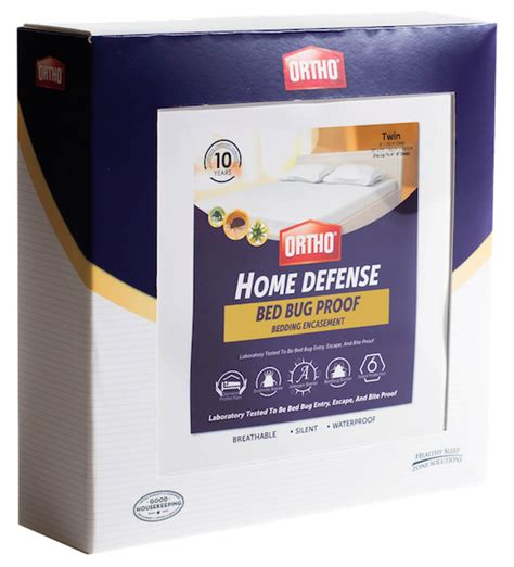 ortho home defense bed bugs ortho 174 home defense 174 bed bug mattress or box spring