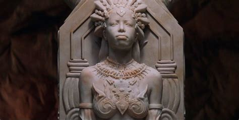 film the queen of the damned queen of the damned 2002 review basementrejects