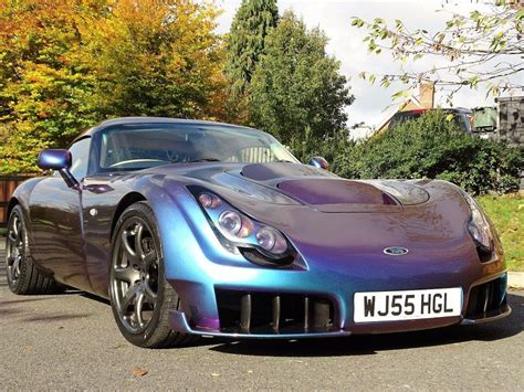 Used Tvr Sagaris Used 2005 Tvr Sagaris 4 0 2dr For Sale In Hshire