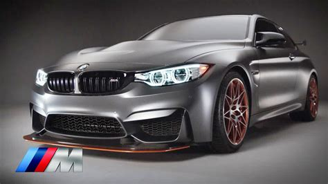 model bmw bmw concept m4 gts high performance model
