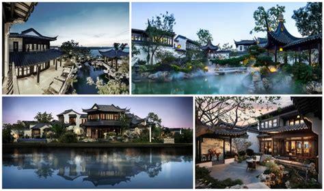taohuayuan suzhou taohuayuan is a real 154m tale