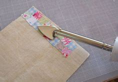 Mini Iron For Patchwork - dollhouse quilt tutorial by maggie freeman through