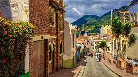walk downtown bogota history  lonely planet