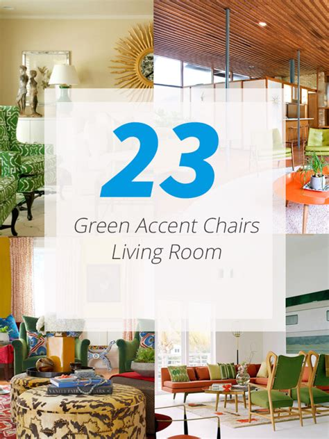 green accent chairs living room 23 green accent chairs in living room for a refreshing touch home design lover
