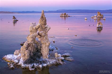 muno lade mono lake california usa