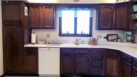 kitchen makeover for less than 250 today com