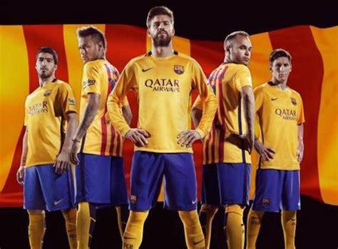 imagenes nuevas del 2016 las nuevas camisetas del fc barcelona 2015 2016 taringa