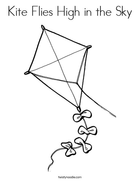 flying high living free chronicle of a sky diver books kite flies high in the sky coloring page twisty noodle