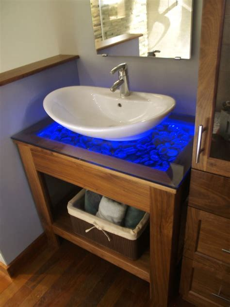 bathroom vanity countertops ideas 25 best glass countertops ideas on glass bowl