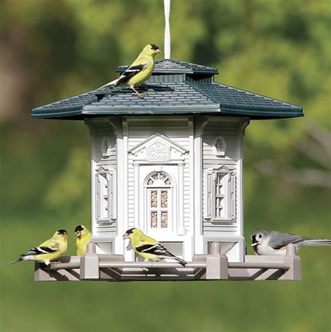 duncraft com colonial bird feeder