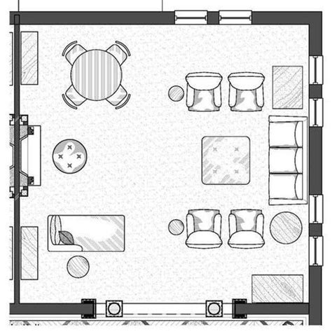 small living room floor plans 1000 images about space planning on pinterest window