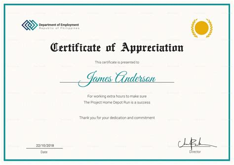 employee certificate of service template certificate of employment awesome sle certification