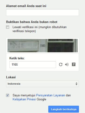membuat email di google lewat hp daftar email gmail cara buat akun gmail baru di google