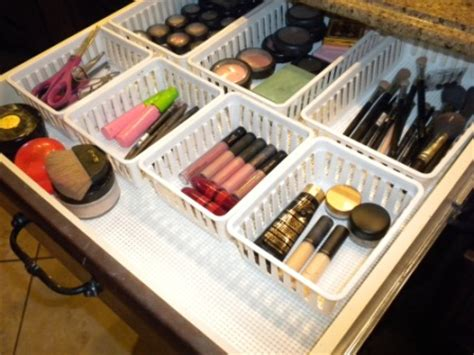 organize cosmetics toiletries the tricks easy under marching on bathroom organization house on the hill