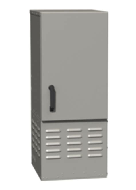 siteflex 5ru versatile outdoor telecom enclosure purcell