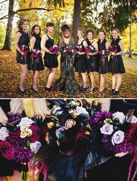 halloween themes wedding halloween masquerade wedding