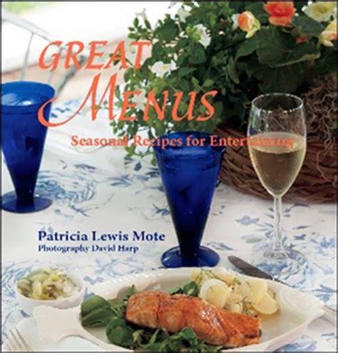 susieqtpies cafe: springtime menu and recipes by patricia