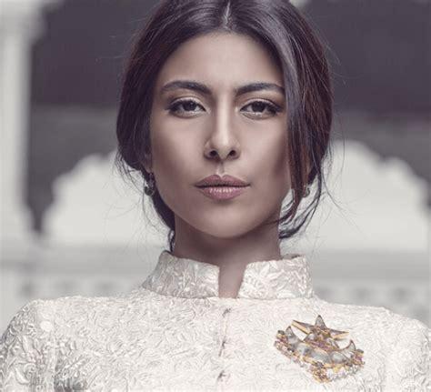 Meisya Syari meesha shafi s transformation for khaadi shoot